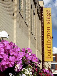 Downtown home of Barrington Stage Company