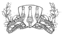 Arsenal's first crest from 1888