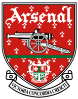 A version of the Arsenal crest used from 1949 to 2002