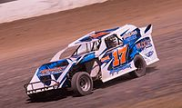 Dirt track racing in the United States