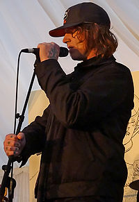Mark Lanegan has been a steady contributor to the band since 2000