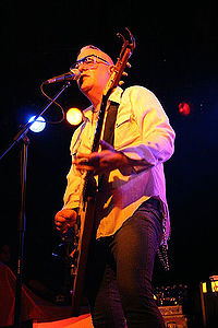 Dave Catching is featured on the first four Queens of the Stone Age albums, providing guitar, lap steel and keyboards.