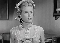 Kelly in High Noon (1952), her first major film role