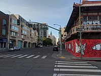 Oakland's Chinatown district is one of the oldest in the nation.
