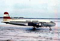 List of accidents and incidents involving the Douglas DC-4