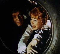 McLaine and John McMartin in the trailer for Sweet Charity (1969)