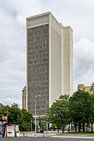 One M&T Plaza, the headquarters of M&T Bank.