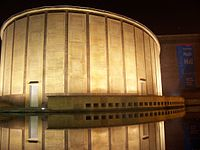 Kleinhans Music Hall is home to the Buffalo Philharmonic Orchestra