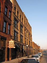 Historic Fourth Street, Sioux City