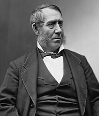 Samuel J. Kirkwood, founder of the Iowa Republican Party, abolitionist, and Iowa's Civil War Governor