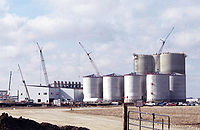Ethanol plant under construction in Butler County