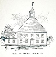 First Meeting House - 1638