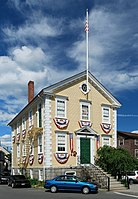 Old Town House - 1727