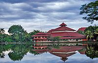 Indonesian mosques