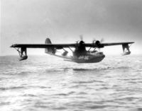 Flying boats were used for transatlantic flights in the 1930s