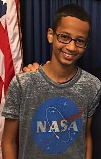 Ahmed Mohamed clock incident