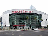 The Staples Center in Los Angeles has served as the venue for the Grammy Awards since 2000
