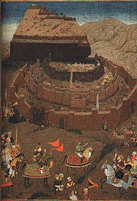 The Mughal Army captures Daulatabad fort in the year 1633.