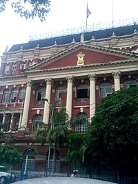 Writers' Building, an 18th-century Company-era construction in Kolkata, traditionally served as the office of West Bengal's chief Minister.