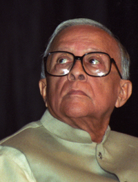 With over 23 years in office, Jyoti Basu of the Communist Party of India (Marxist) is India's second longest-serving chief minister.