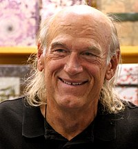 Ventura at a book signing in 2016