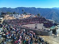 Sumi Martyrs' Day observed for Sumi Warriors who died during Mukali Siege.