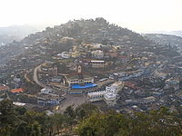 Mokokchung is one of the most populated places in Nagaland