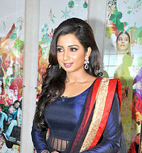 List of Tamil songs recorded by Shreya Ghoshal