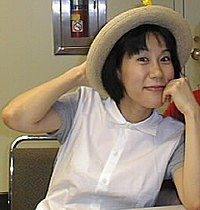 Series composer Yoko Kanno, photographed in 1999