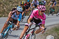 Starting in 1909, the Giro d'Italia is the Grands Tours' second oldest.
