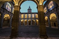 Bologna University, established in AD 1088, is the world's oldest academic institution.