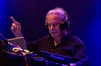 """Giorgio Moroder, pioneer of Italo disco and electronic dance music, is known as the """"Father of Disco."""""""