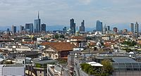 Milan is a global financial centre and a fashion capital of the world.