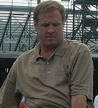 Rusty Wallace finished third in the championship.