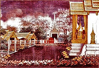 Taksin the Great enthroned himself as a Thai king, 1767-12-28.