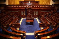 In 1922 a new parliament called the Oireachtas was established, of which Dáil Éireann became the lower house.