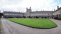 University College Cork was founded in 1845 and is a constituent university of the National University of Ireland.