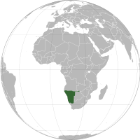 LGBT rights in Namibia