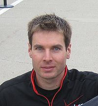 Will Power led the speed chart on Opening Day.