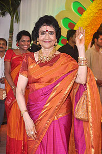 List of awards and nominations received by Vyjayanthimala