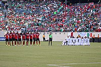 Panama at the CONCACAF Gold Cup