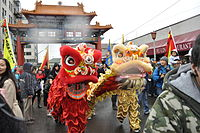 Chinese New Year, Seattle (2011)