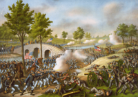 The Battle of Antietam was the single bloodiest day of the Civil War with nearly 23,000 casualties.