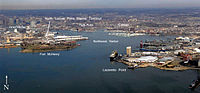 The Port of Baltimore
