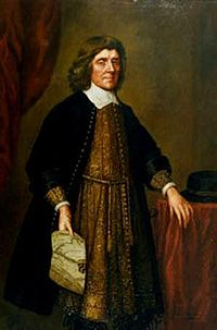 Cecil Calvert, 2nd Baron Baltimore, 1st Proprietor of the Maryland colony