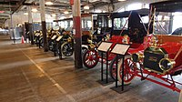 The Ford Piquette Avenue Plant, birthplace of the Ford Model T and the world's oldest car factory building open to the public.