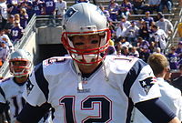 Brady in September 2014 against the Minnesota Vikings