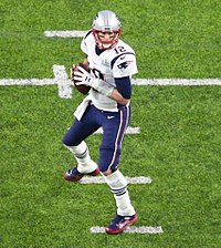 Brady set the Super Bowl record for passing yards (505) in Super Bowl LII, but the game ended in defeat