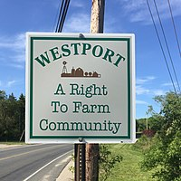 Westport is a Right-to-Farm Community.