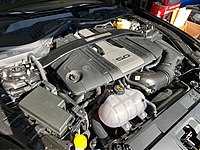 Mustang's 5.0L Coyote (third generation) V8